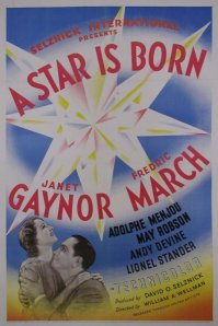 "Original ""A Star is Born"" film..."
