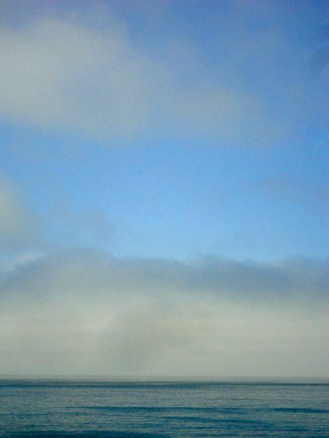 fog:sea