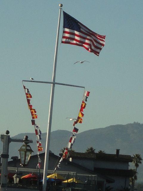 flag wharf